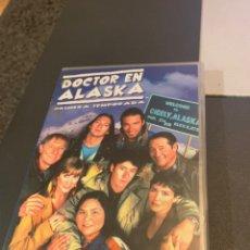 Series de TV: DVD. DOCTOR EN ALASKA. TEMPORADA 1 2 DISCOS. Lote 237734930