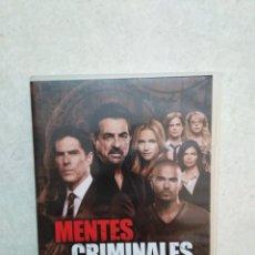 Series de TV: MENTES CRIMINALES TEMPORADA 8 COMPLETA ( 5 DVD ). Lote 238151605