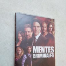 Serie di TV: MENTES CRIMINALES TEMPORADA 10 COMPLETA ( 5 DVD ). Lote 238152005
