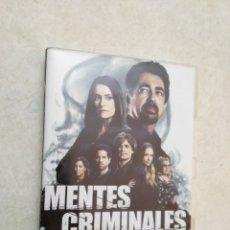 Serie di TV: MENTES CRIMINALES TEMPORADA 12 COMPLETA ( 5 DVD ). Lote 238152505