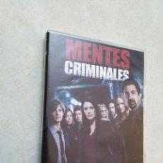 Serie di TV: MENTES CRIMINALES TEMPORADA 13 COMPLETA ( 5 DVD ). Lote 238152805
