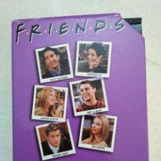 Series de TV: FRIENDS TEMPORADA 4 COMPLETA ( 4 DVD ). Lote 238295460