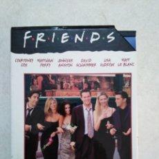 Series de TV: FRIENDS TEMPORADA 5 COMPLETA ( 4 DVD ). Lote 238297200