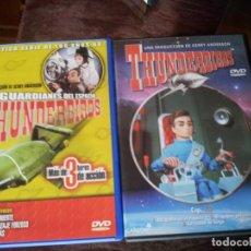"""Serie di TV: """"GUARDIANES DEL ESPACIO"""" THUNDERBIRDS MITICA SERIE DE LOS AÑOS 60 (2 DVD). Lote 239869205"""