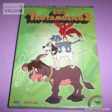 Series de TV: LOS TROTAMUSICOS SERIE COMPLETA DVD PACK NUEVO Y PRECINTADO EDICION 30 ANIVERSARIO. Lote 239936935