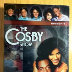 Series de TV: THE COSBY SHOW SEASON 1 4 DVD PRECINTADA INGLES PRIMERA TEMPORADA BILL. Lote 239987920