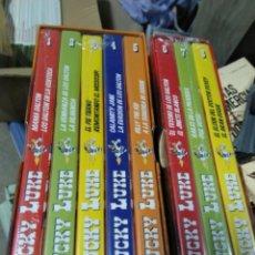 Series de TV: LUCKY LUKE. 8 DVD. NUEVOS Y PRECINTADOS.. Lote 240059475