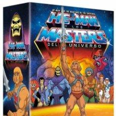 Serie di TV: HE - MAN Y LOS MASTERS DEL UNIVERSO DVD SERIE COMPLETA - PRECINTADA - 130 CAPIT.. Lote 278460853