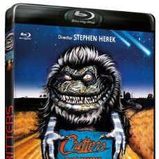 Séries TV: CRITTERS (BLU-RAY). Lote 240268375