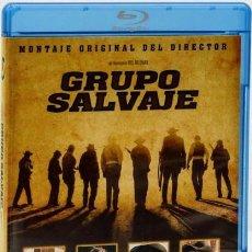 Séries TV: GRUPO SALVAJE (BLU-RAY) (THE WILD BUNCH). Lote 240268550