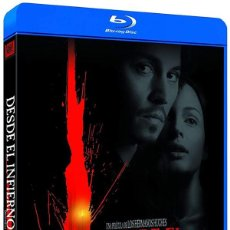 Séries TV: DESDE EL INFIERNO (BLU-RAY) (FROM HELL). Lote 240268555