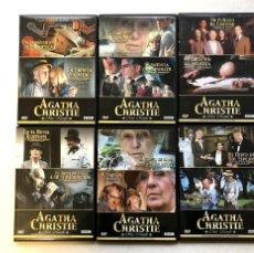 Series de TV: SERIE MISS MARPLE / AGATHA CHRISTIE / 6 DVD CON 12 PELÍCULAS / COMPLETA / MÁS DE 100´ POR CAPÍTULO /. Lote 240333655