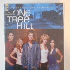 Series de TV: ONE TREE HILL. TERCERA TEMPORADA COMPLETA EN DVD. COLOR. 6 DISCOS.. Lote 242273940