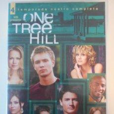 Series de TV: ONE TREE HILL. CUARTA TEMPORADA COMPLETA EN DVD. COLOR. 6 DISCOS.. Lote 242274265