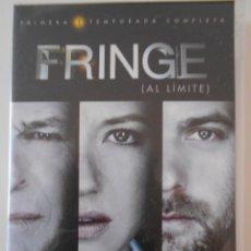 Series de TV: FRINGE. (AL LIMITE). PRIMERA TEMPORADA COMPLETA EN DVD. COLOR. 7 DISCOS.. Lote 242280255