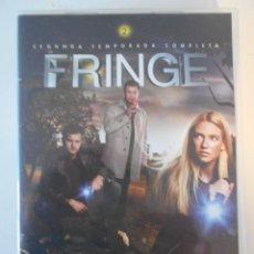 Series de TV: FRINGE. (AL LIMITE). SEGUNDA TEMPORADA COMPLETA EN DVD. COLOR. 6 DISCOS.. Lote 242281040