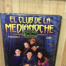 Serie di TV: EL CLUB DE LA MEDIANOCHE (TEMPORADA 2 )DVD - PRECINTADO -. Lote 242381040