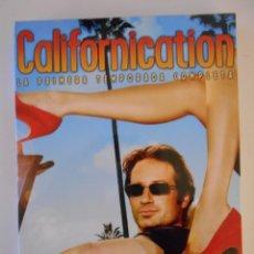 Series de TV: CALIFORNICATION. LA PRIMERA TEMPORADA COMPLETA EN DVD. 3 DISCOS. 12 EPISODIOS.. Lote 242440560