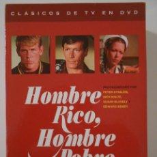 Series de TV: HOMBRE RICO, HOMBRE POBRE. PRIMERA TEMPORADA EN DVD. CAPITULOS 1 A 12.. Lote 242446750