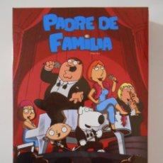 Series de TV: PADRE DE FAMILIA. TEMPORADA 6 EN DVD. 3 DISCOS. Lote 242451910