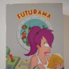 Series de TV: FUTURAMA. PRIMERA TEMPORADA EN DVD. 3 DISCOS CON 13 EPISODIOS.. Lote 242456445
