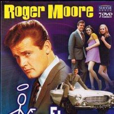 Series de TV: EL SANTO ROGER MOORE 7 DVD. Lote 242912560