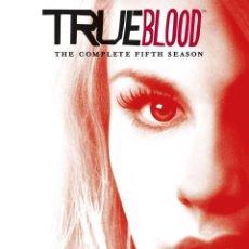 Series de TV: TRUE BLOOD TEMPORADAS 1-5 _ SERIE DVD _ NUEVO (CARATULA Y AUDIO ESPAÑOL). Lote 84698204