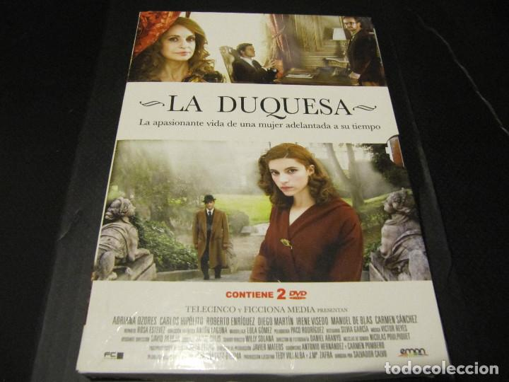 LA DUQUESA - CONTIENE 2 DVD (Series TV en DVD)