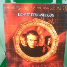 Serie di TV: PACK STARGATE SG. 1 -EN DVD - TEMPORADA 4 - 6 DVDS. Lote 243787120
