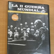 Series de TV: DVD LA SEGUNDA GUERRA MUNDIAL Nº 25 - NACEN LAS NACIONES UNIDAS. PRECINTADO. Lote 244439140