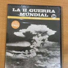Series de TV: DVD LA SEGUNDA GUERRA MUNDIAL Nº 24 - 9 DE AGOSTO DE 1945: LA BOMBA ATÓMICA. PRECINTADO. Lote 244439350