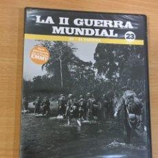 Series de TV: DVD LA SEGUNDA GUERRA MUNDIAL Nº 23 - LOS AMERICANOS EN EL PACÍFICO. PRECINTADO. Lote 244439495