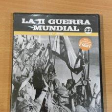 Series de TV: DVD LA SEGUNDA GUERRA MUNDIAL Nº 22 - LA FEROCIDAD DE LOS SOLDADOS JAPONESES. PRECINTADO. Lote 244439605