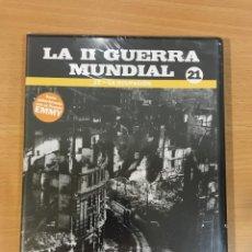 Series de TV: DVD LA SEGUNDA GUERRA MUNDIAL Nº 21 - LOS ALEMANES OCUPAN HOLANDA. PRECINTADO. Lote 244439780