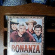 """Series de TV: """"BONANZA VOLUMEN 1"""" (DVD). BUEN ESTADO Y """"MUY BUEN PRECIO"""" """"COMPLETO"""". Lote 244493610"""