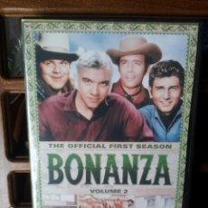 """Series de TV: """"BONANZA VOLUMEN 2"""" (DVD). BUEN ESTADO Y MUY BUEN PRECIO """"COMPLETO"""". Lote 244494705"""
