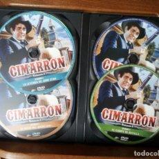 """Series de TV: """"CIMARRÓN VOLUMEN 1"""" MUY BUEN ESTADO Y BUEN PRECIO (DVD). Lote 244496495"""