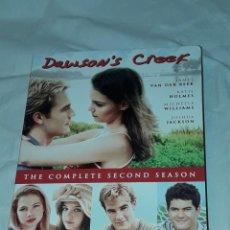 Series de TV: DAWSON´S CREEK THE COMPLETE SECOND SEASON 6 DVD. Lote 244780720