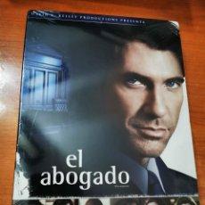 Series de TV: EL ABOGADO SERIE TV 1ª TEMTEMPORADA - 5 DVD PRECINTADO 2007 ESPAÑA DYLAN MCDERMOTT MICHAEL BADALUCCO. Lote 244892870
