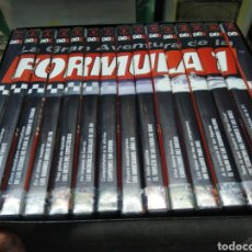 Series de TV: LA GRAN AVENTURA DE LA FÓRMULA 1. DVD. 15. COMPLETA. MARCA.. Lote 244898505