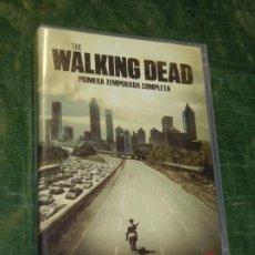 Series de TV: THE WALKING DEAD - PRIMERA TEMPORADA COMPLETA. Lote 245054235