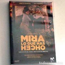 Series de TV: MIRA LO QUE HEMOS HECHOS DVD SERIE (O PELÍCULA LARGA) HUMOR BERTO ROMERO EVA UGARTE PATERNIDAD EXTRA. Lote 245072515