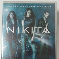 Séries TV: NIKITA 2 TEMPORADA. Lote 245997520
