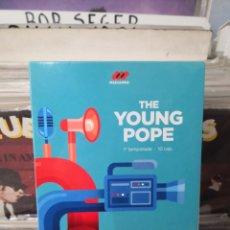 Series de TV: THE YOUNG POPE PRIMERA TEMPORADA 10 CAP MEDIA PRO 2017. Lote 246077365