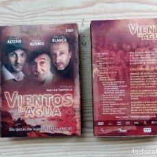Series de TV: VIENTOS DE AGUA - 13 EPISODIOS EN 5 DVD - COMPLETA. Lote 246190640