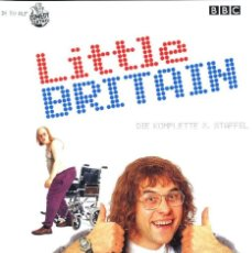 Series de TV: LITTLE BRITAIN: THE COMP'LETE SECOND SERIES. EDICIÓN 2 DISCOS DVD. Lote 246234160
