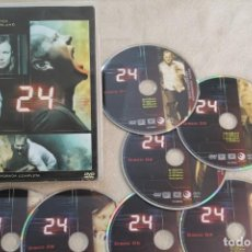 Series de TV: DVD 24 SEXTA TEMPORADA COMPLETA. Lote 246265620
