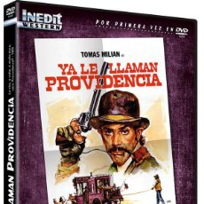Serie di TV: YA LE LLAMAN PROVIDENCIA (DVD-R) (LA VITA, A VOLTE, È MOLTO DURA, VERO PROVVIDENZA). Lote 246525590