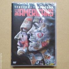 Series de TV: DVD SERIE AMERICANS TEMPORADA 3 4 DVDS PRECINTADA. Lote 246906585