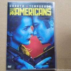 Series de TV: DVD SERIE AMERICANS TEMPORADA 4 4DVDS. Lote 246906825